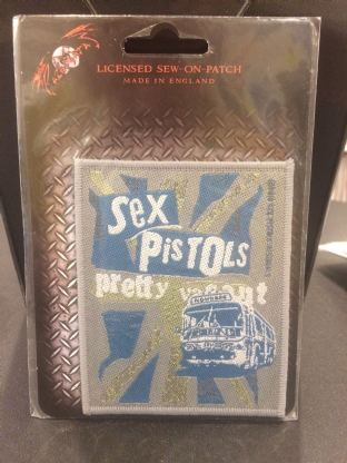 Sex Pistols Patch 7
